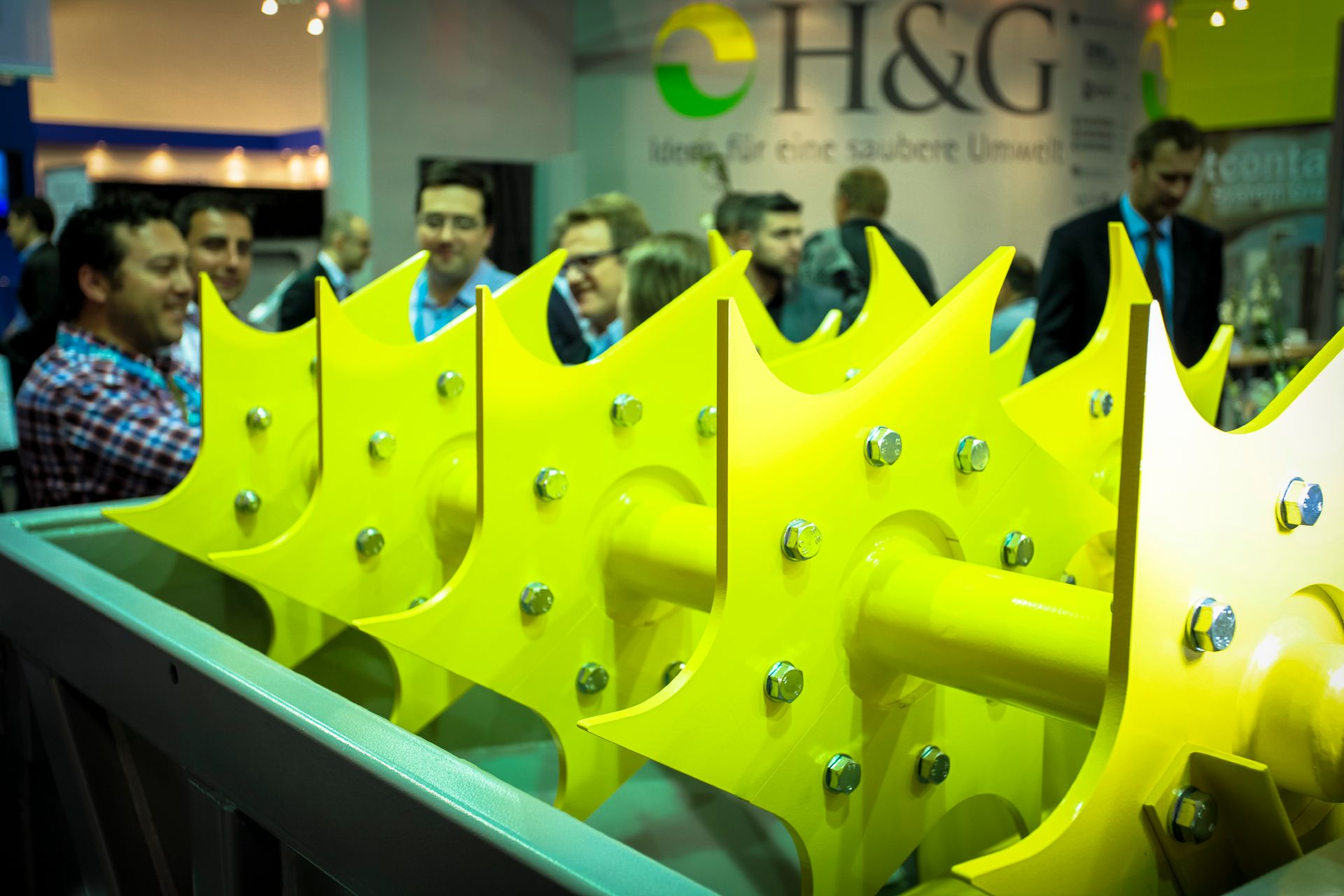 IFAT 2014 Stand