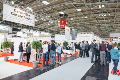 ceramitec - Fine Ceramics, Technical Ceramics, Powder Metallurgy, Hall B1