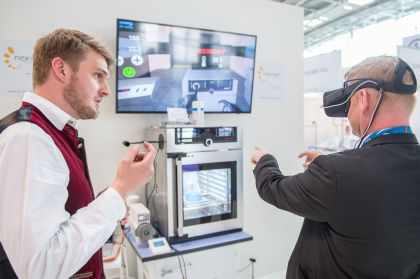 Renowned exhibitors present the latest products and services for the lab of the future (Lab 4.0) at analytica 2018
