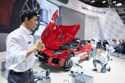 Impressions from the automatica 2018