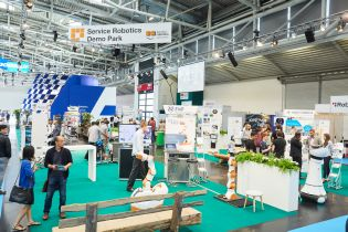 automatica 2018 Halle B4