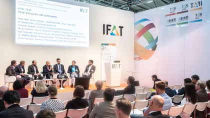 IFAT 2018 - Panel discussion