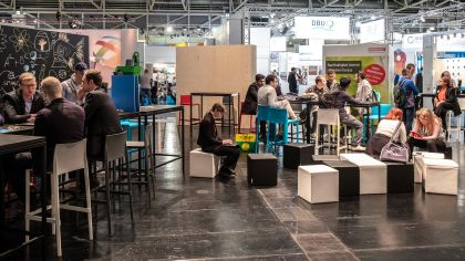 IFAT 2018 - experience.science.future. stand
