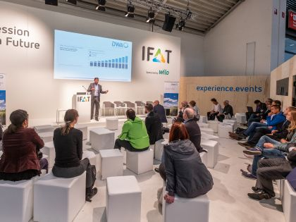IFAT special are experience.science.future.