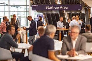 Start-up Area auf der Command Control