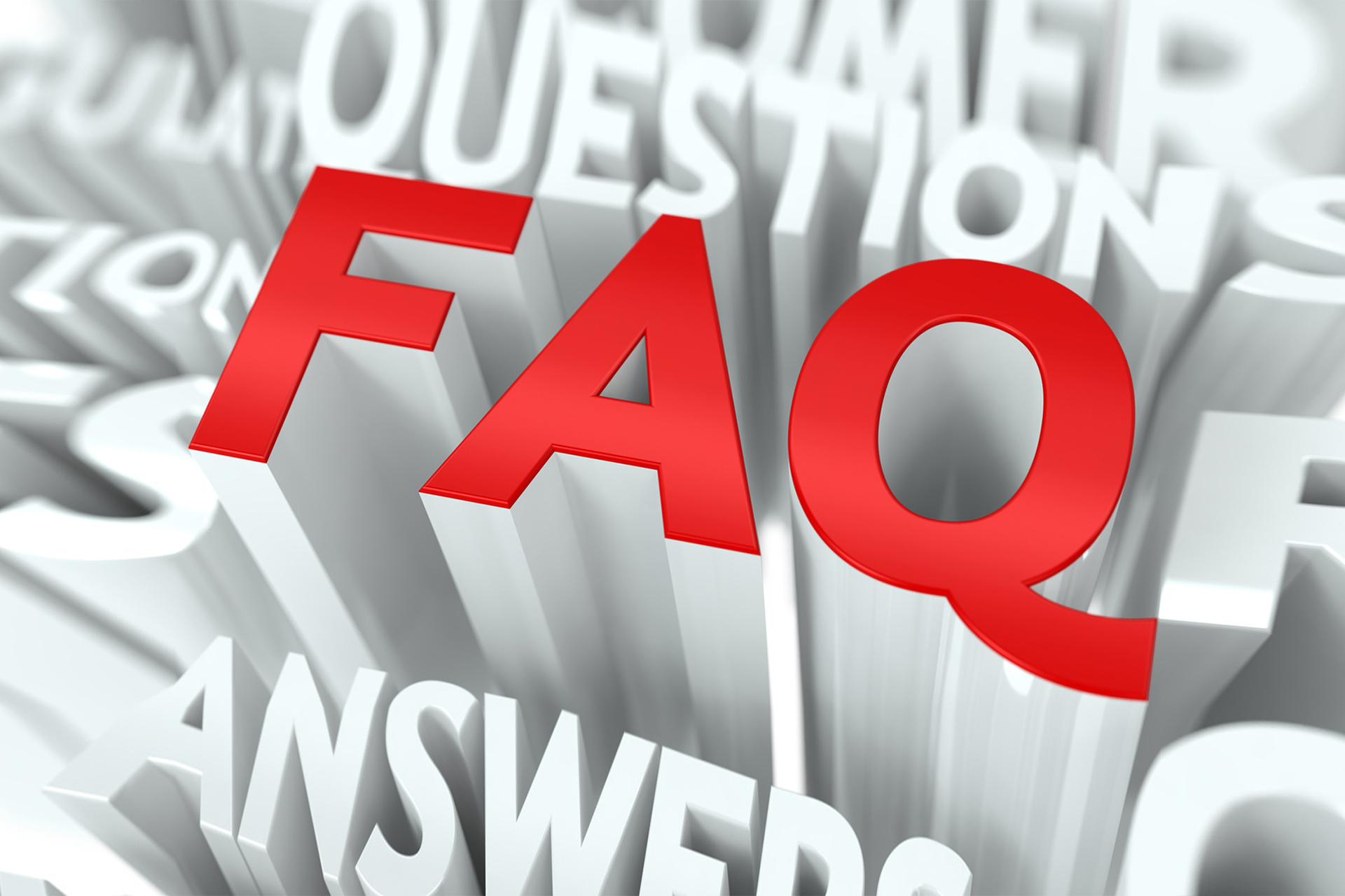 FAQ, Questions, Answers
