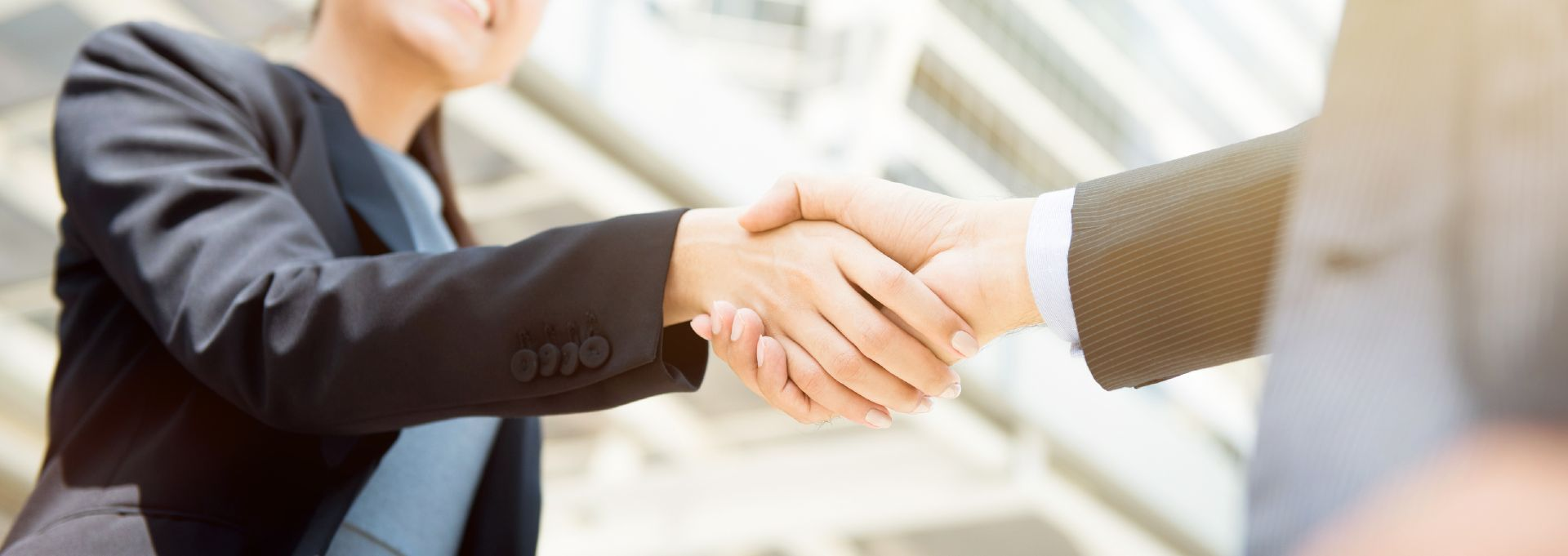 business, handshake