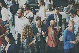 Networking within a group