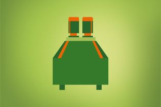 Icon for building material