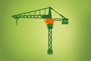 Icon for construction site