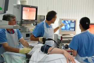 Endomicroscopy at the University Hospital Erlangen