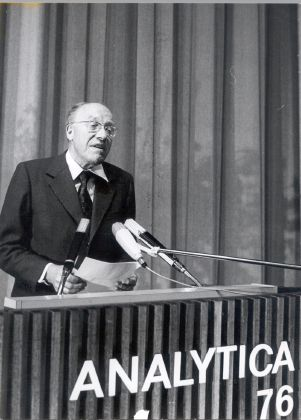 Speech at the European Conference 1976