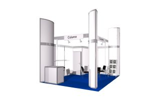 Package stand Type Column at analytica