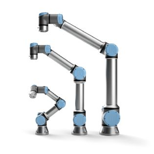 The lightweight arms from Universal Robots are available in three load categories.