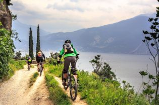 Biken am Gardasee