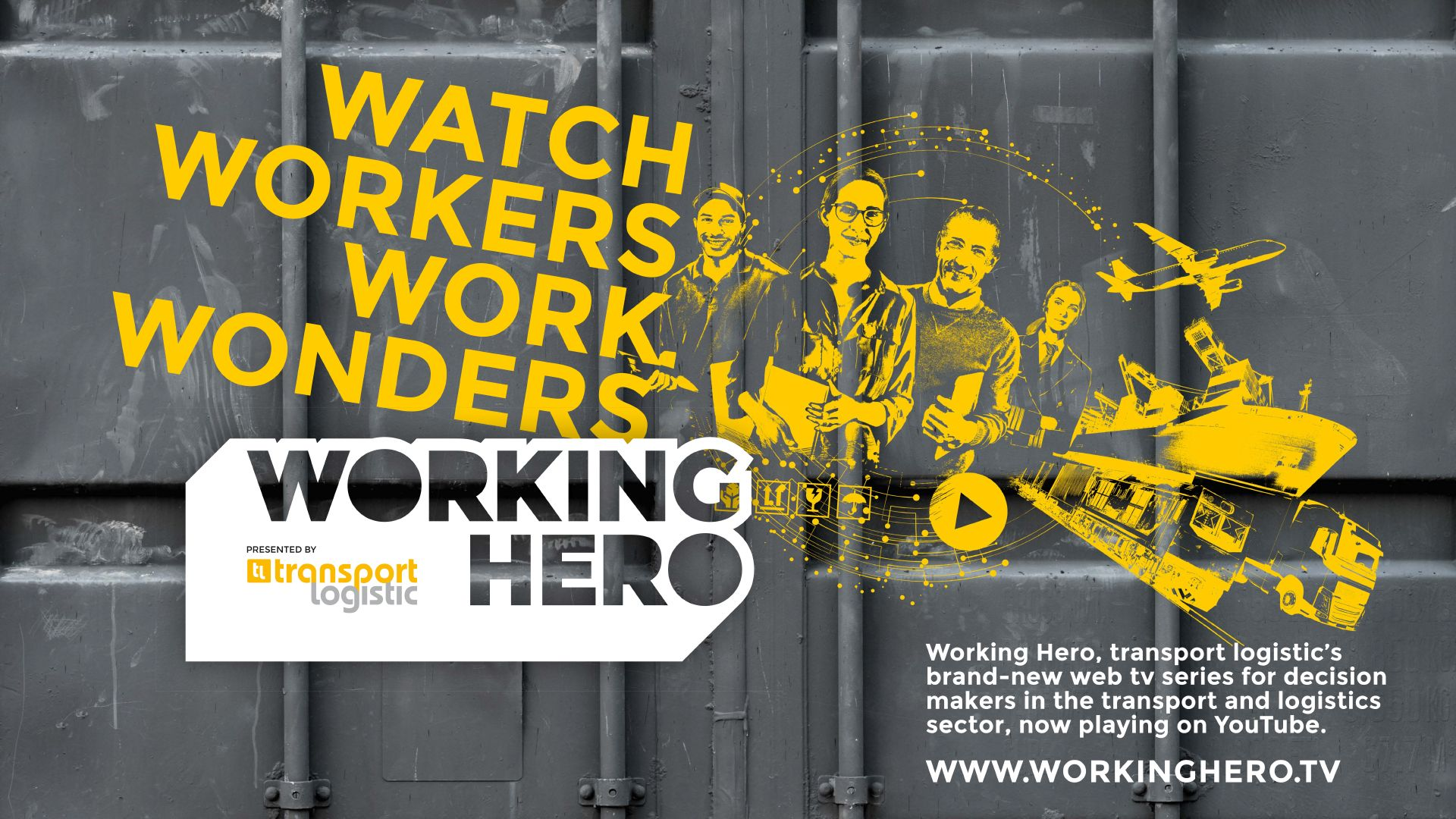 Working Hero