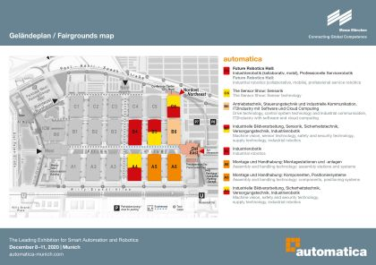 Fairgrounds map for automatica 2020