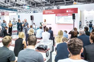 automatica Start-Up Arena