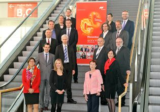 ceramitec Round Table Gruppenfoto