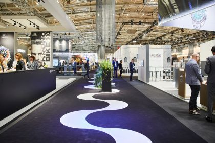 INHORGENTA MUNICH - Hall A1 - Timepieces