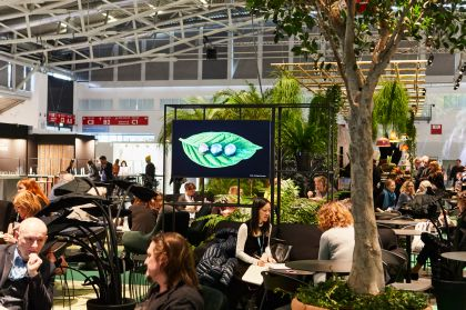 INHORGENTA MUNICH 2020 - Hall C2 - Green Leaf Café
