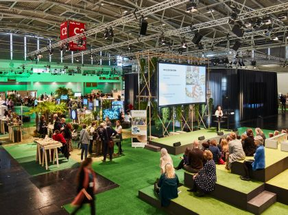 INHORGENTA MUNICH 2020 - Halle C2 - Contemporary Design & Vision