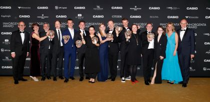 INHORGENTA AWARD 2020 - winners and jury
