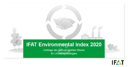 IFAT Environmental Index 2020
