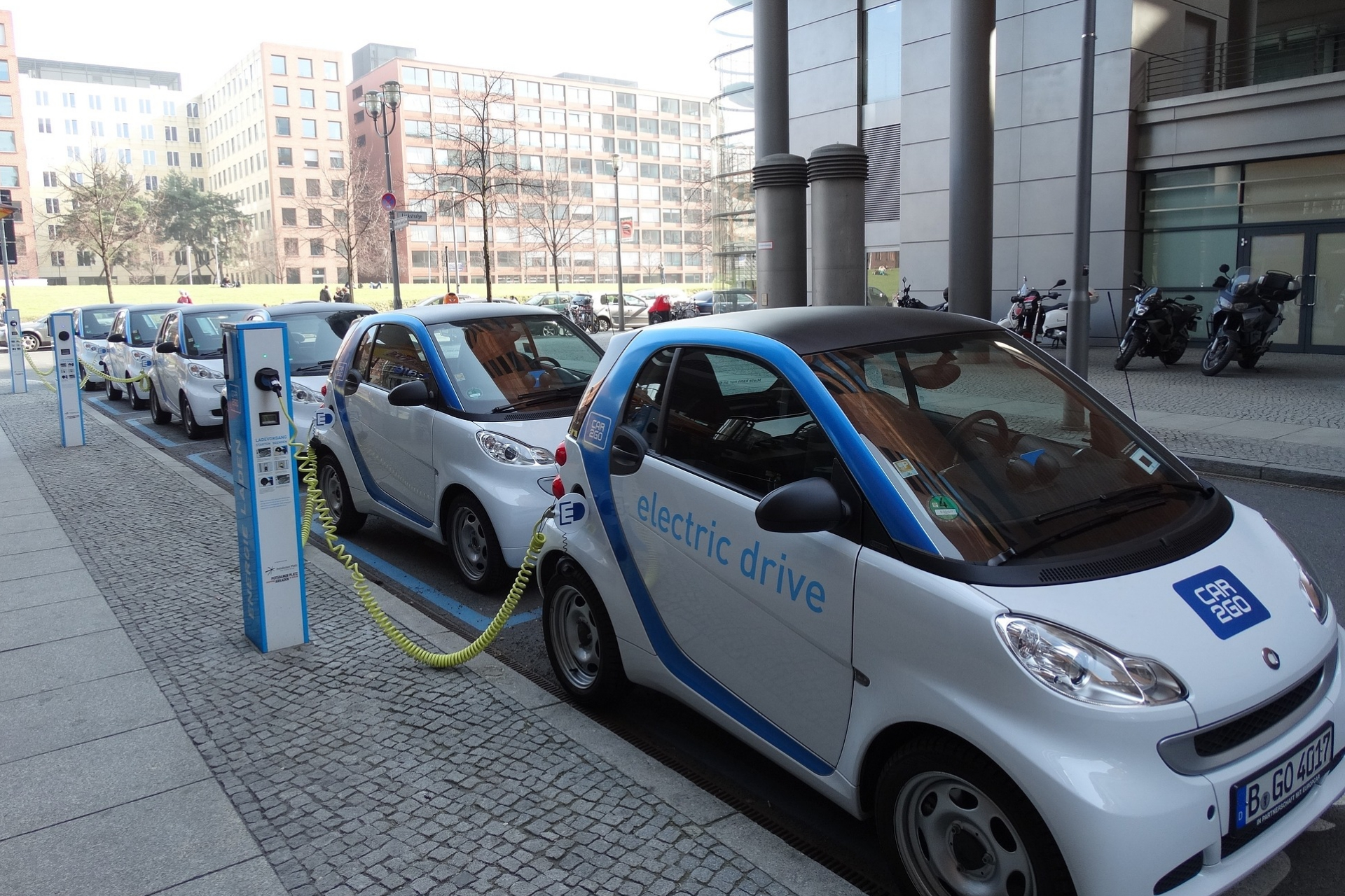 COVID-19 has slowed the sale of electric cars
